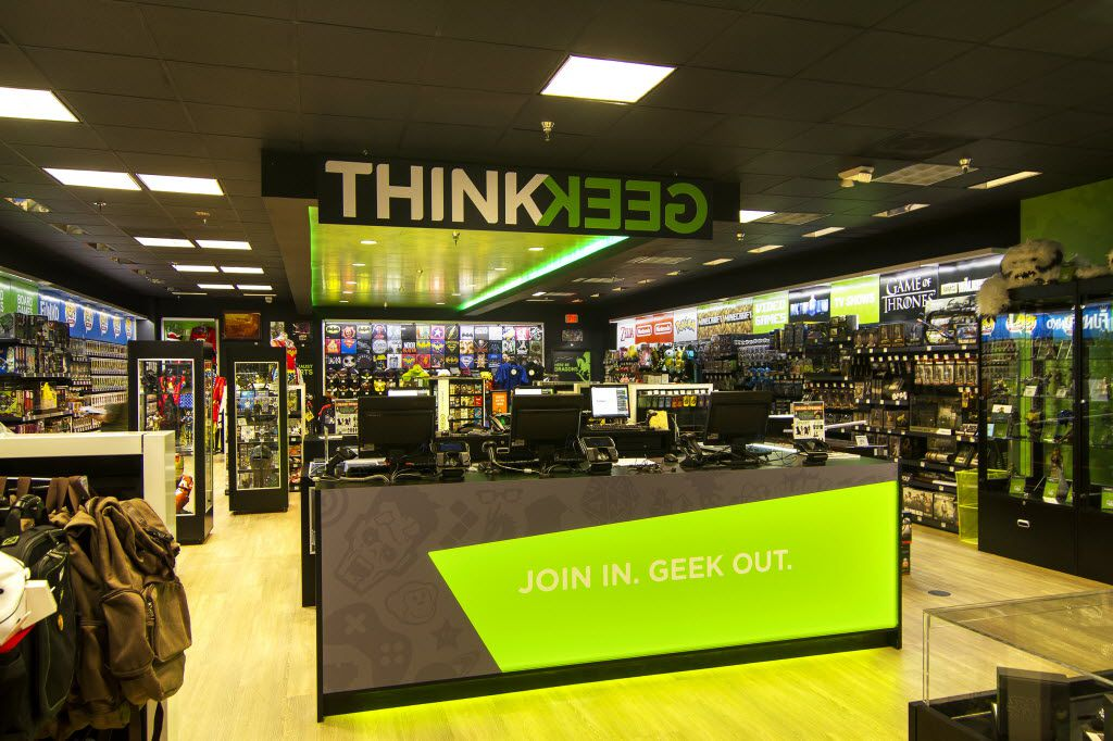 Gamestop Going Out Of Business 2020.Gamestop Is Shutting Down Thinkgeek Com And That Means 50