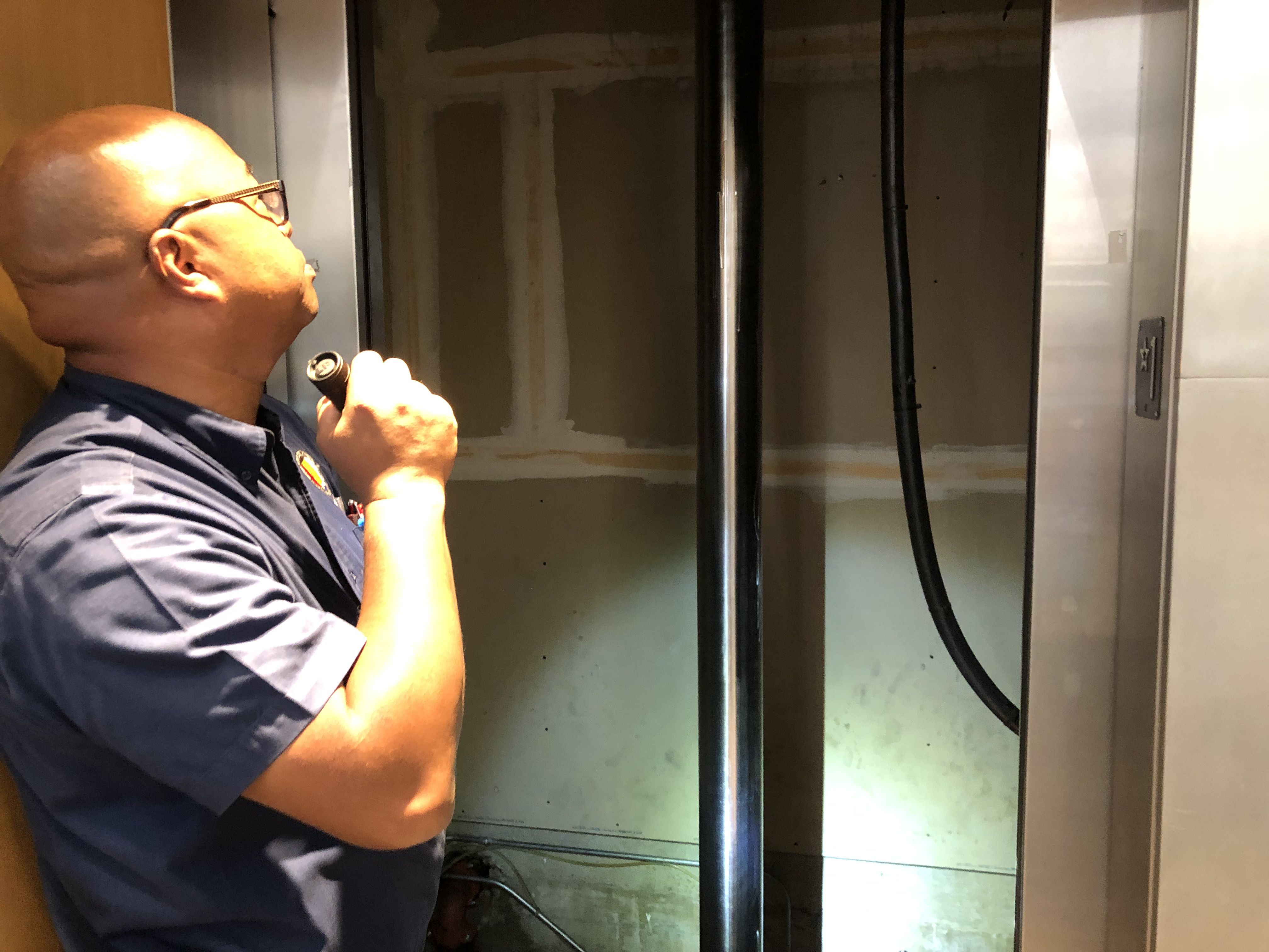 The up-and-down life of an Alabama elevator inspector - al com