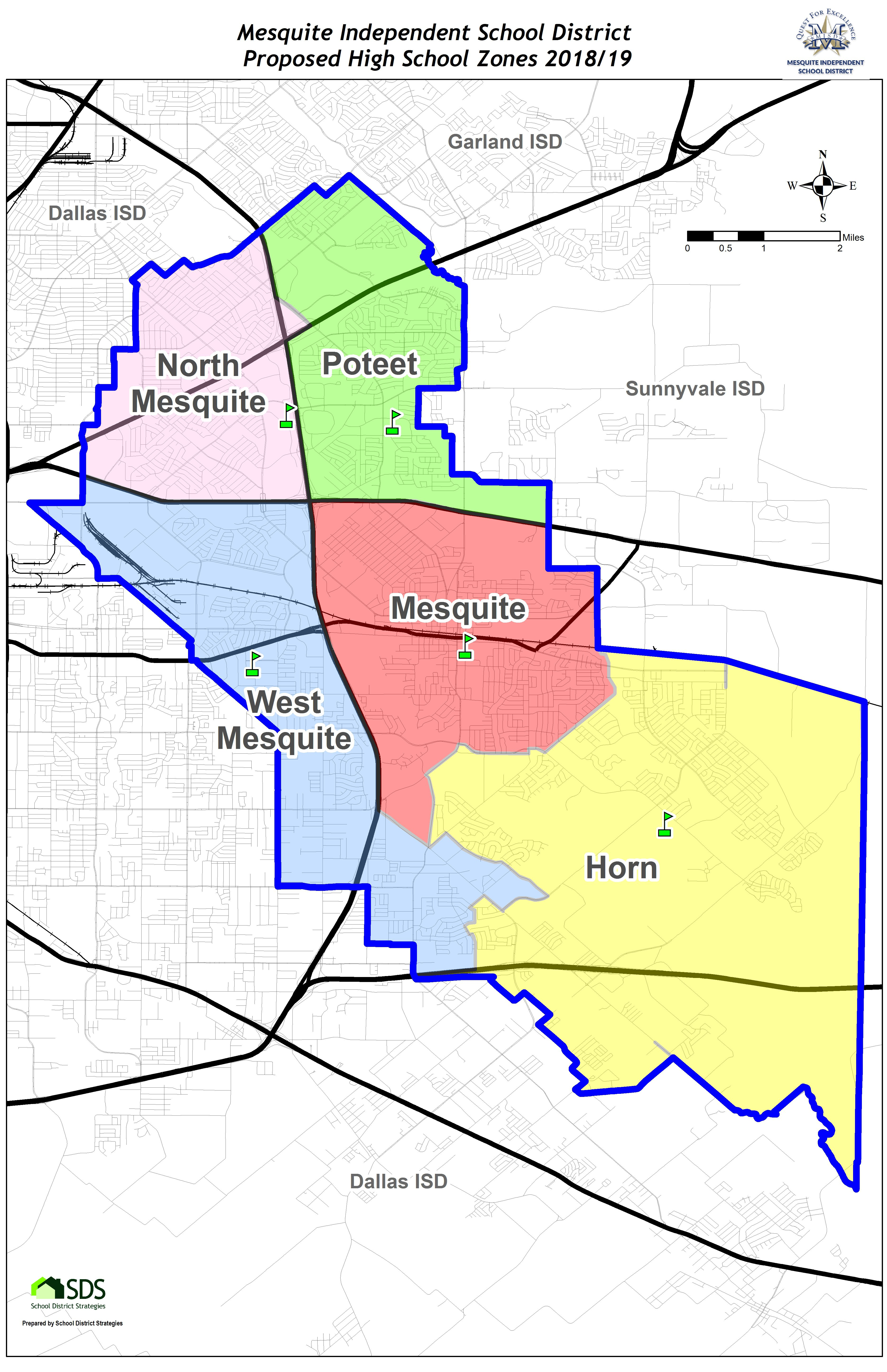 Middle schoolers face the brunt of Mesquite ISD plan to