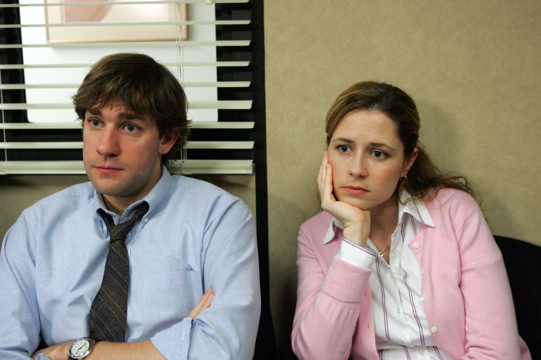 The Original Script For Jim And Pam S Office Wedding Had A Strange Subplot The Boston Globe