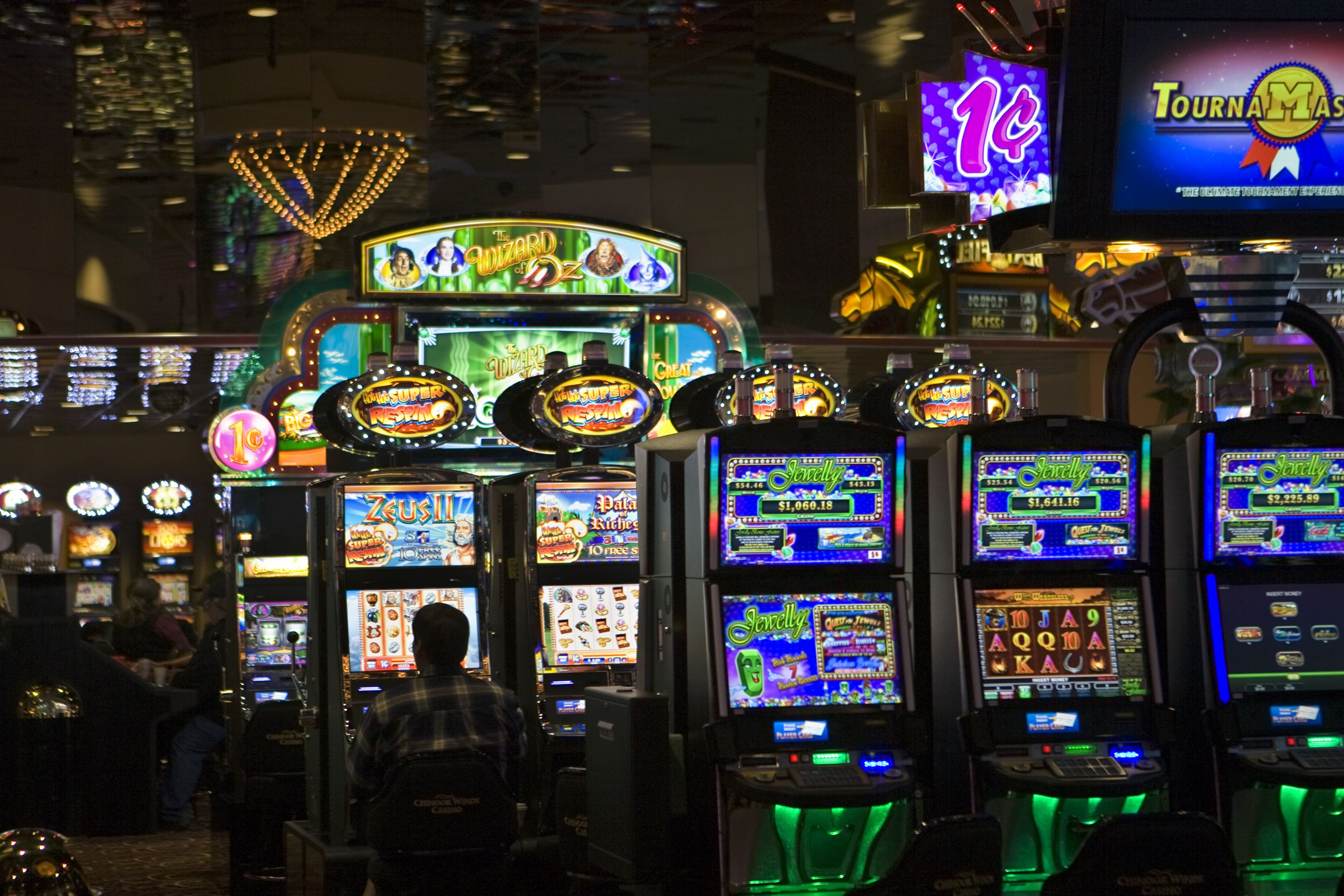 Las vegas casinos with child care