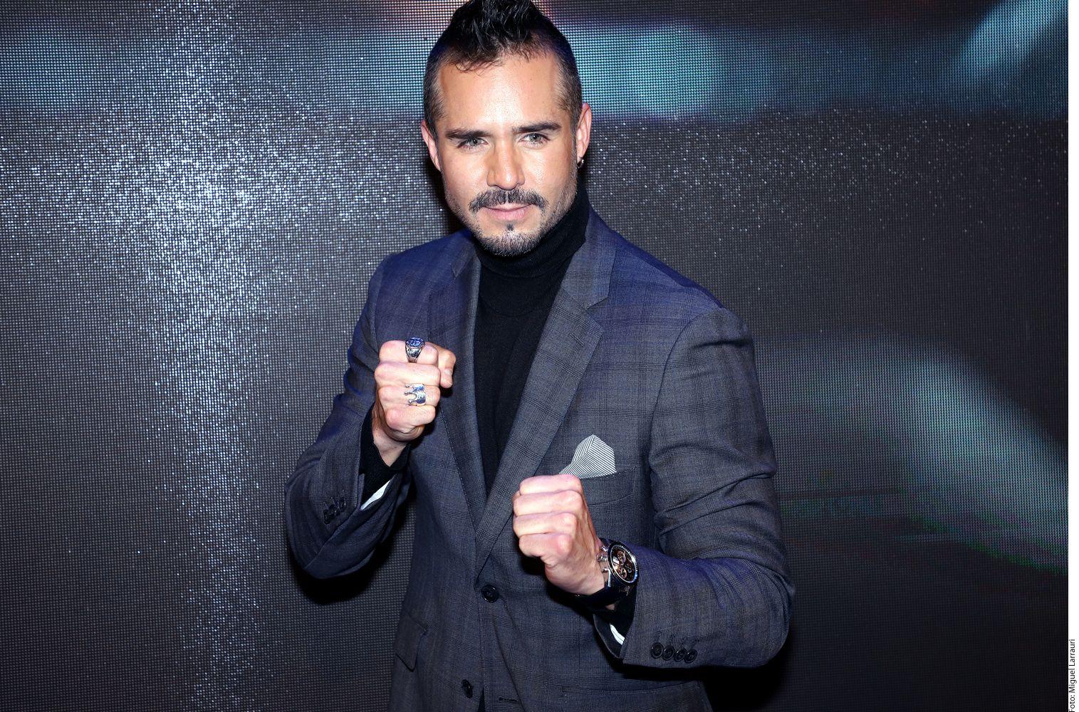 Detalles de la telenovela 'Ringo La pelea de su vida'