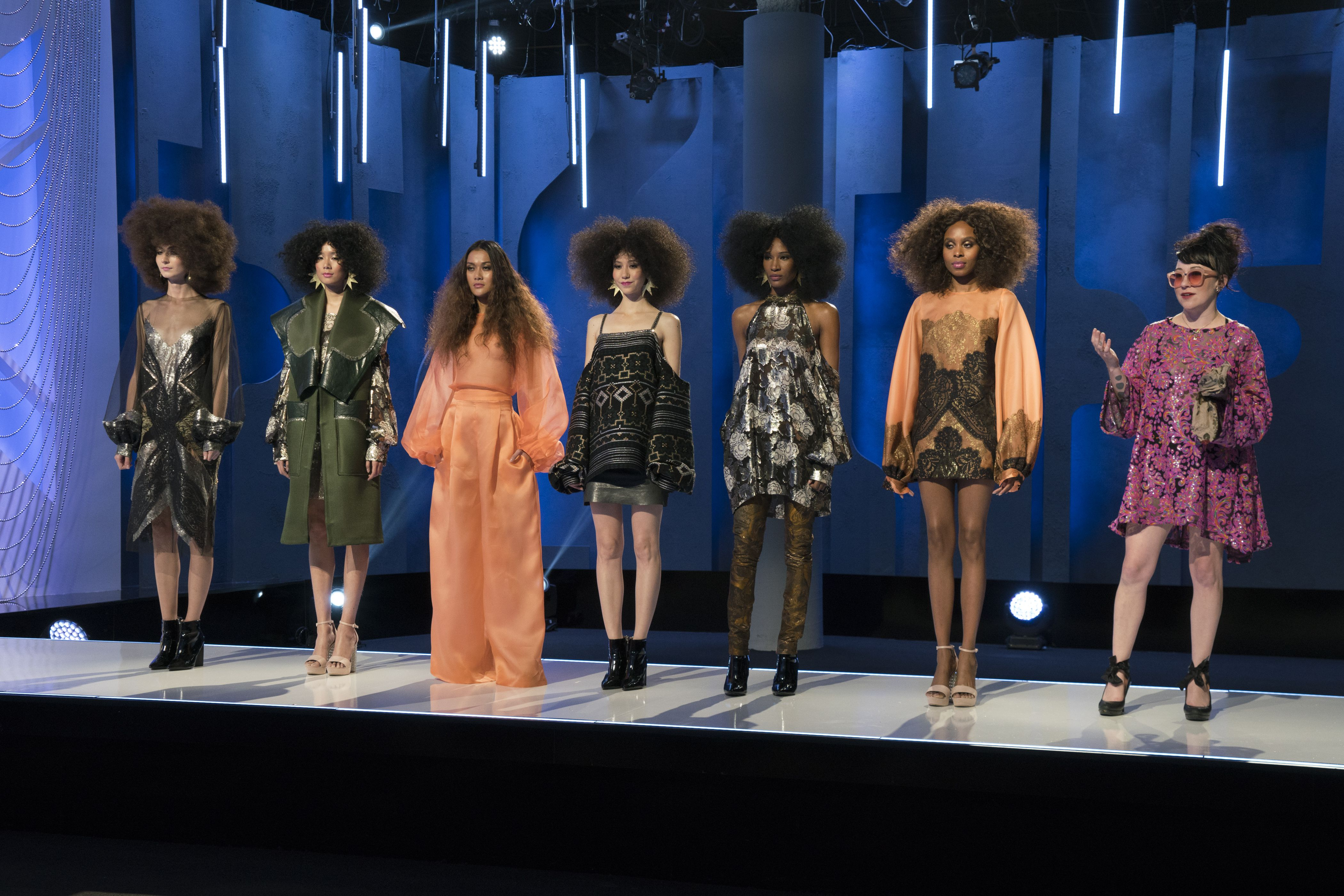 where to watch project runway online free