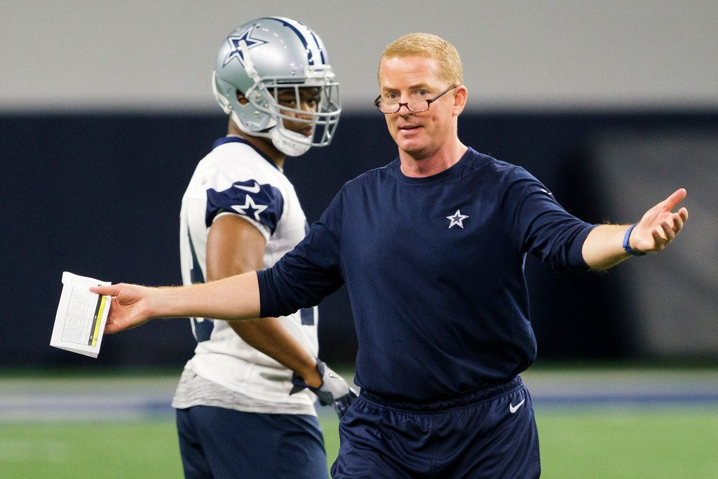 Should Jason Garrett Give Up Some Of His Control Over The