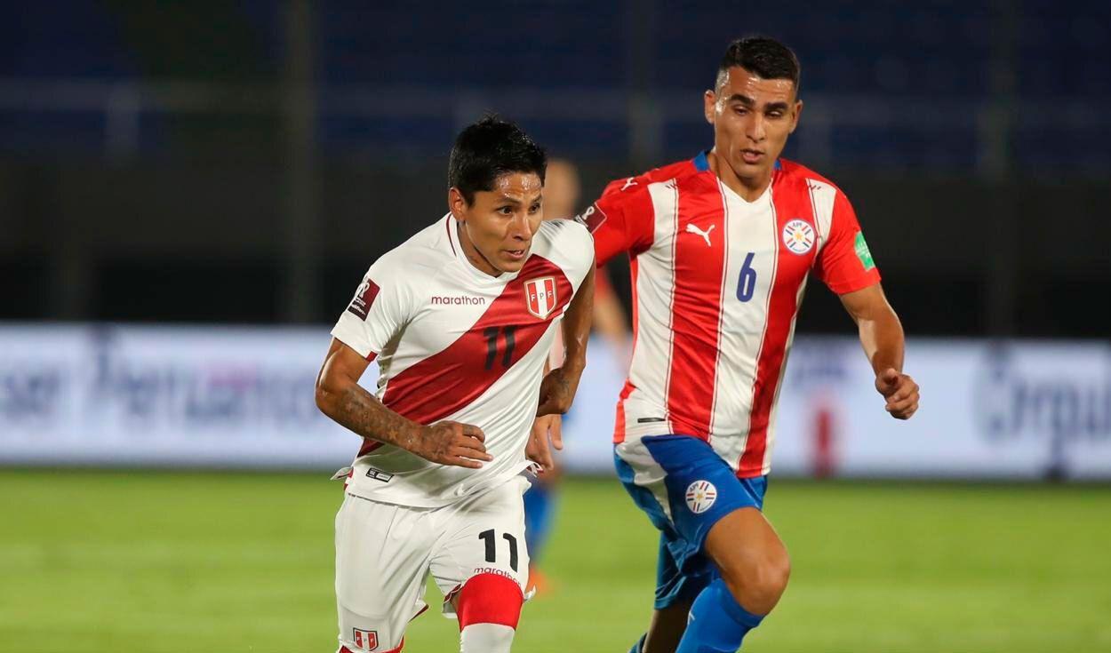 Peru Y Paraguay Empataron 2 2 En El Inicio De Las Eliminatorias Qatar 2022 Video La Republica