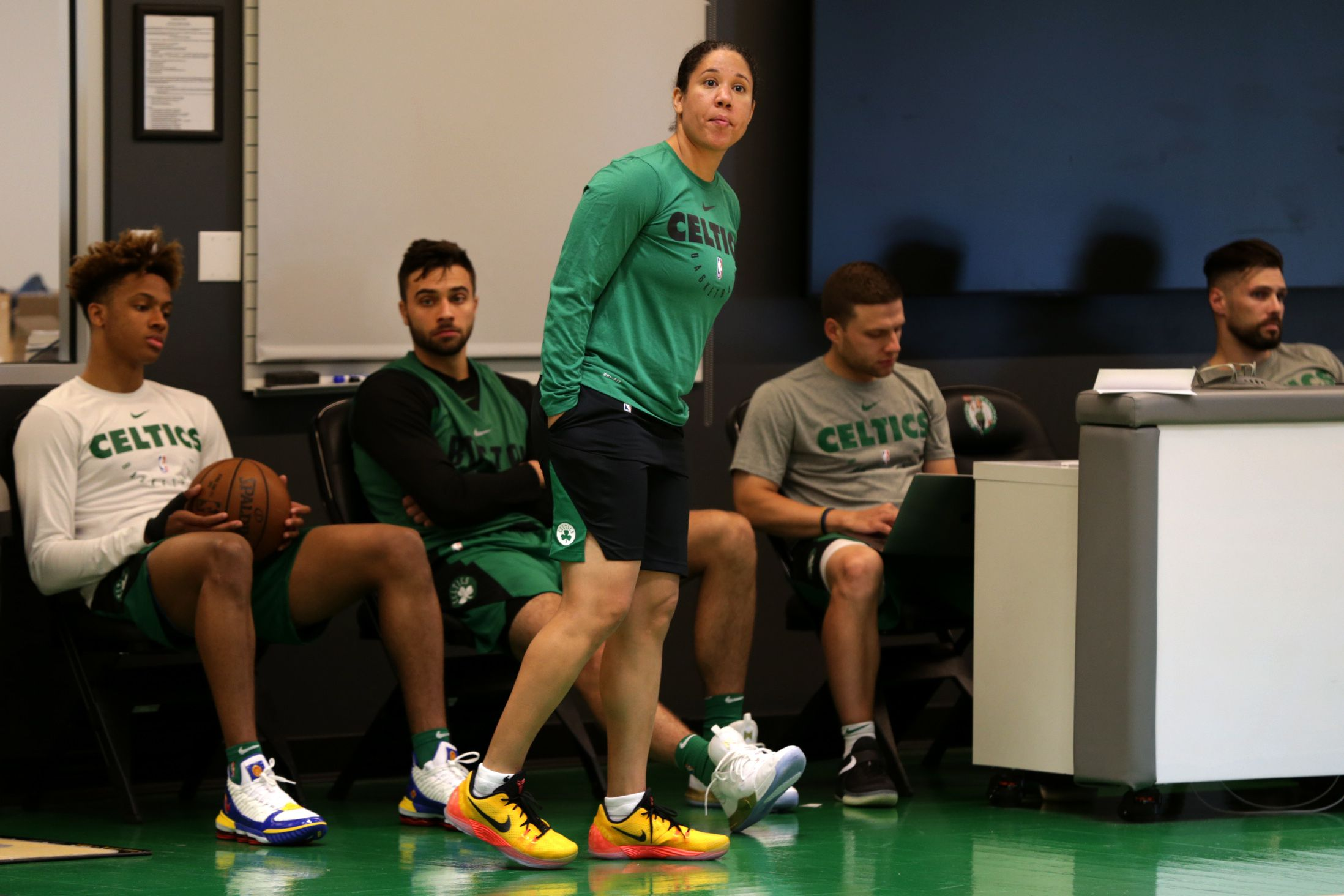 Here S Why The Celtics Made The Right Call In Hiring Kara Lawson The Boston Globe