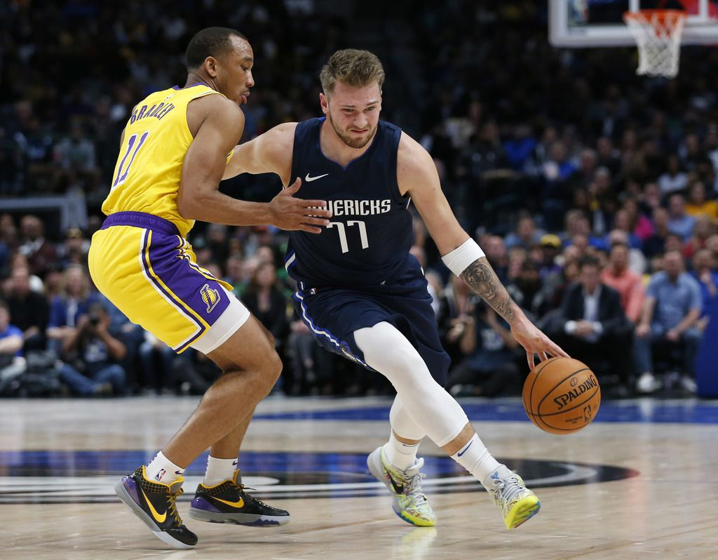 Nba Icon Jerry West Says Mavs Star Luka Doncic Will Be