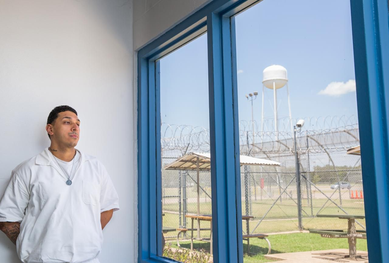 For God's sake, Texas to permit prison beards