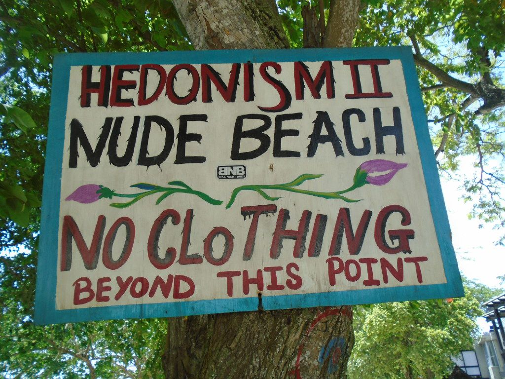 Hedonism nude pictures