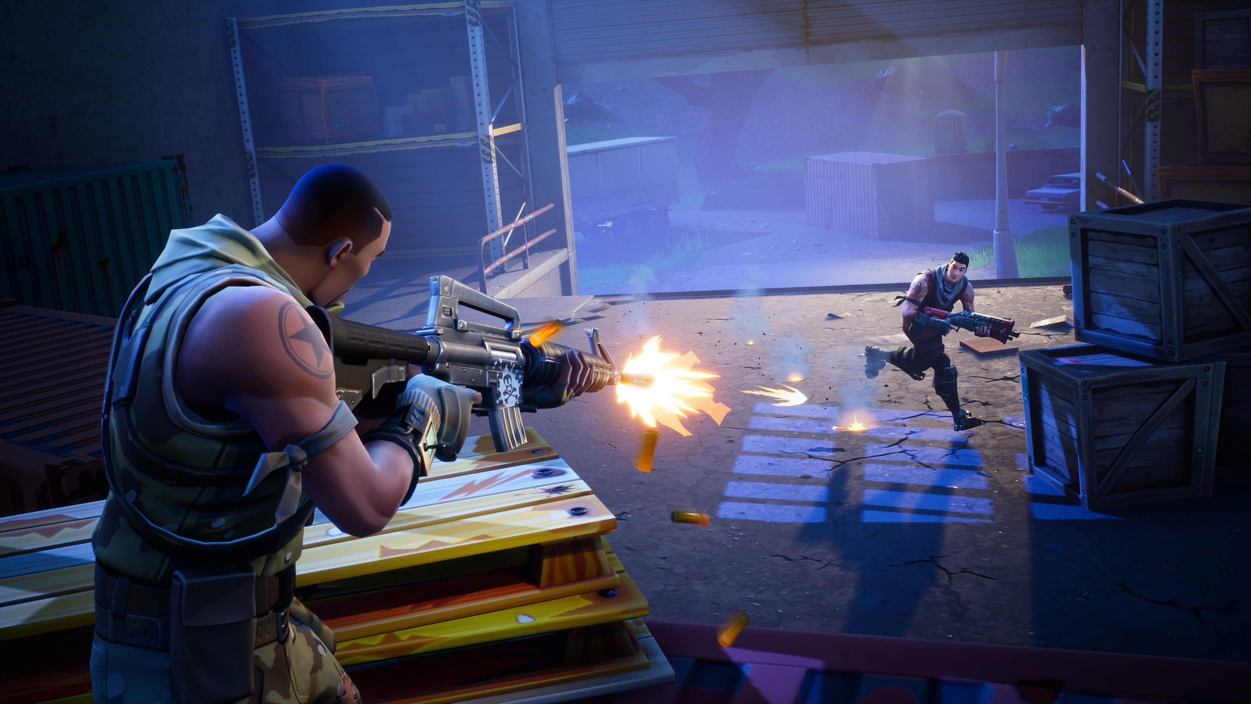 Fortnite Plans To Add Bots To Help Players Improve The