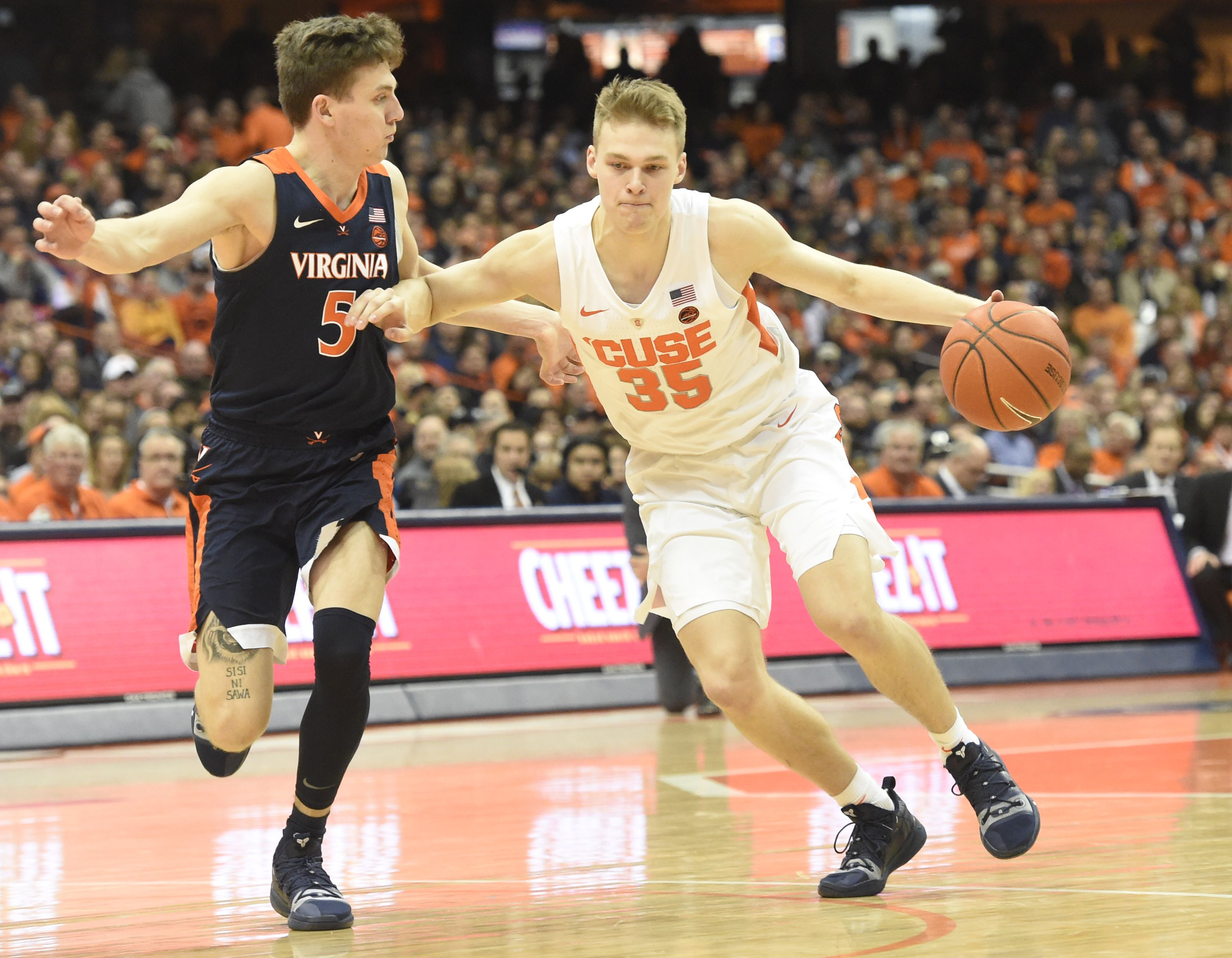 Syracuse Basketball Vs Virginia What To Watch For