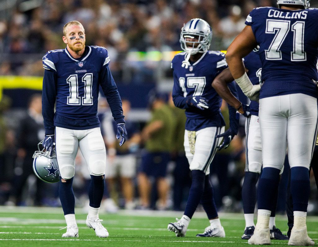 huge selection of e6161 d5ad4 Should the Cowboys re-sign Cole Beasley? The market might ...