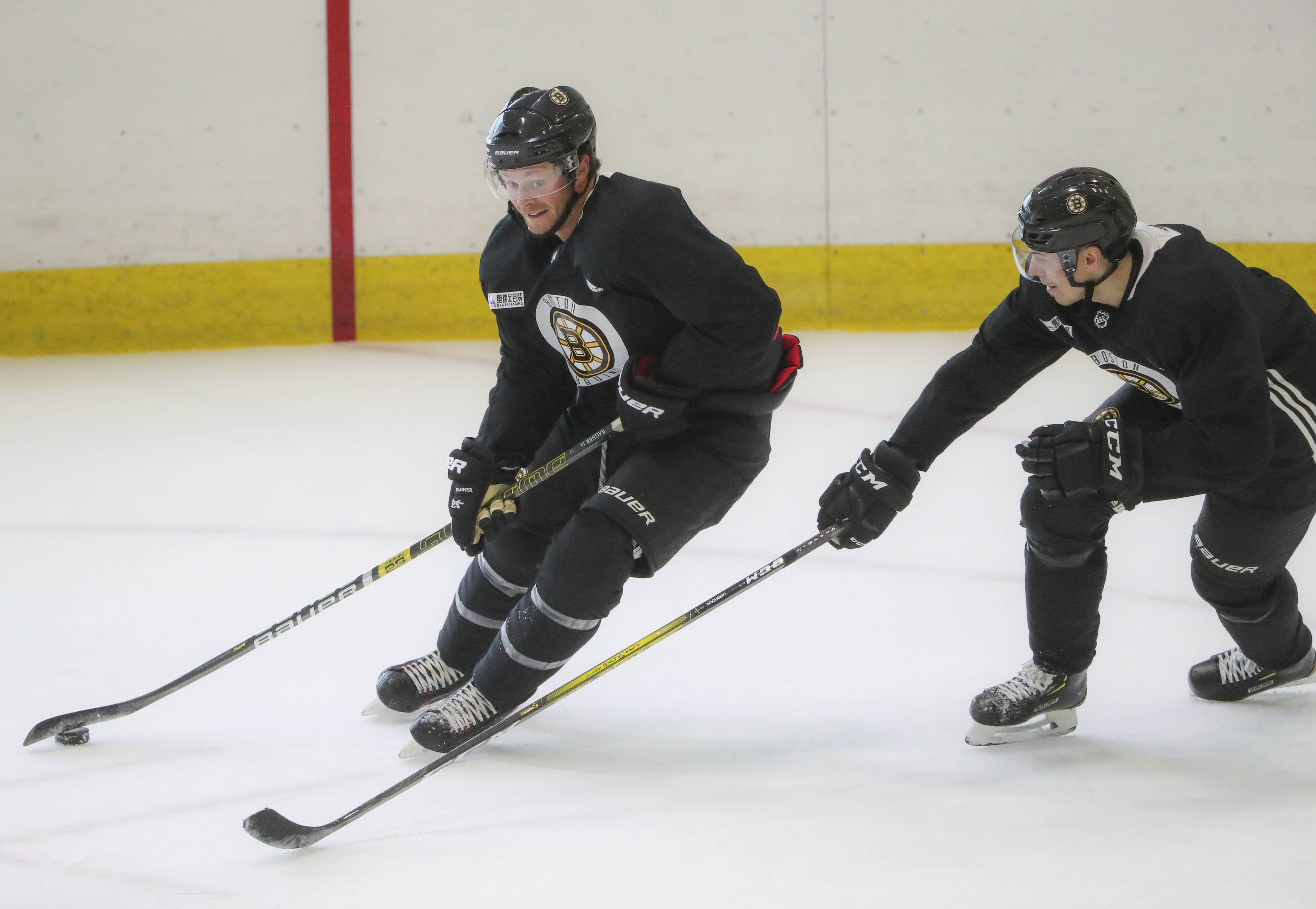 With Free Agency Looming Bruins Torey Krug Knows The Risks Of Playing The Boston Globe