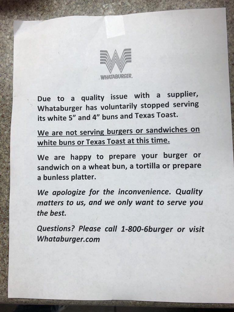 Why are Whataburger, Raising Cane's and In-N-Out Burger