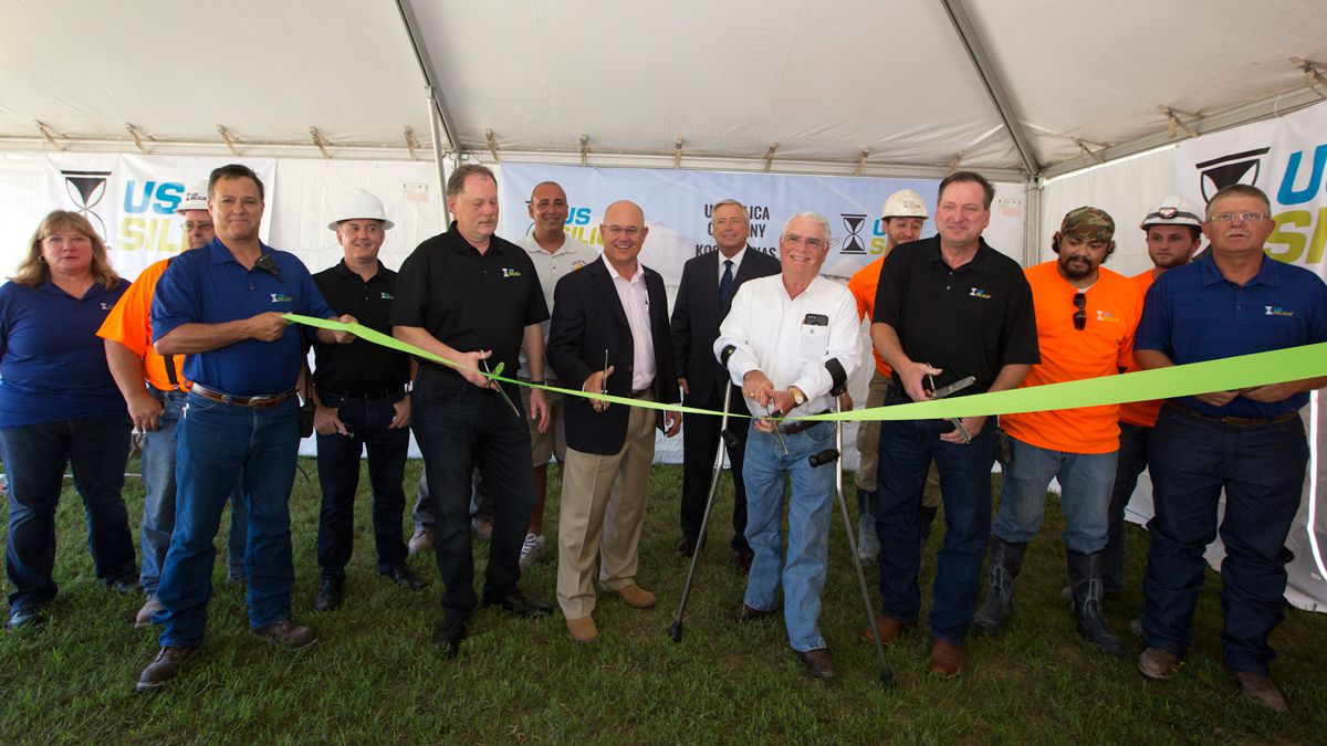 Company Cuts Ribbon On 8 Million Central Texas Expansion