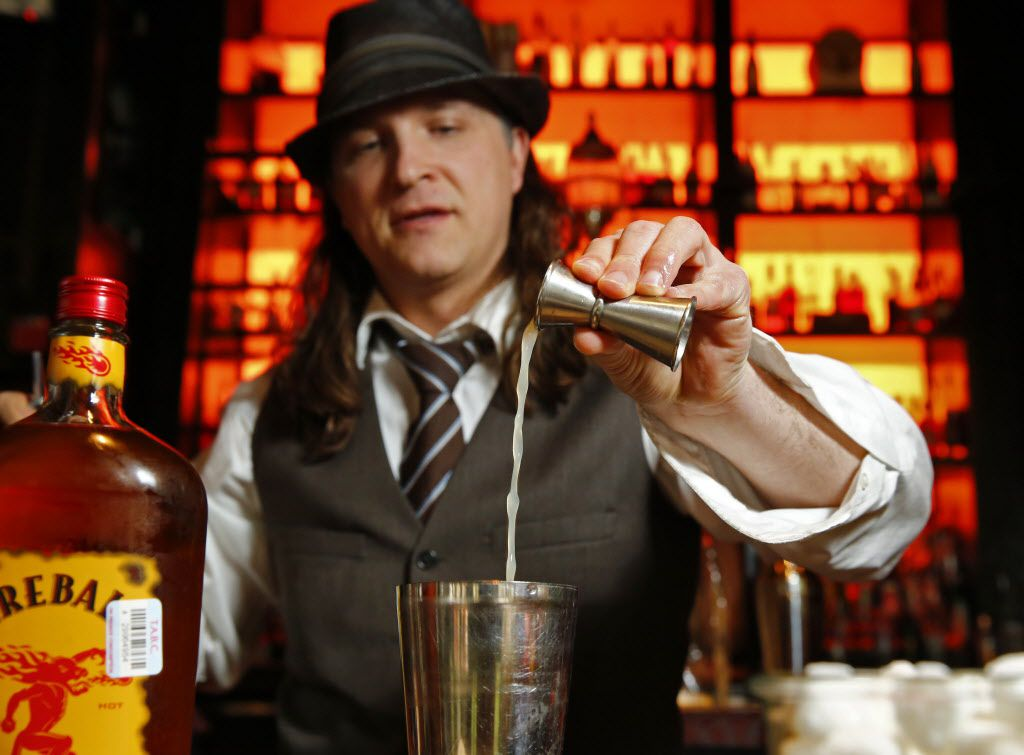 Dallas bartenders are mixing it up with Fireball