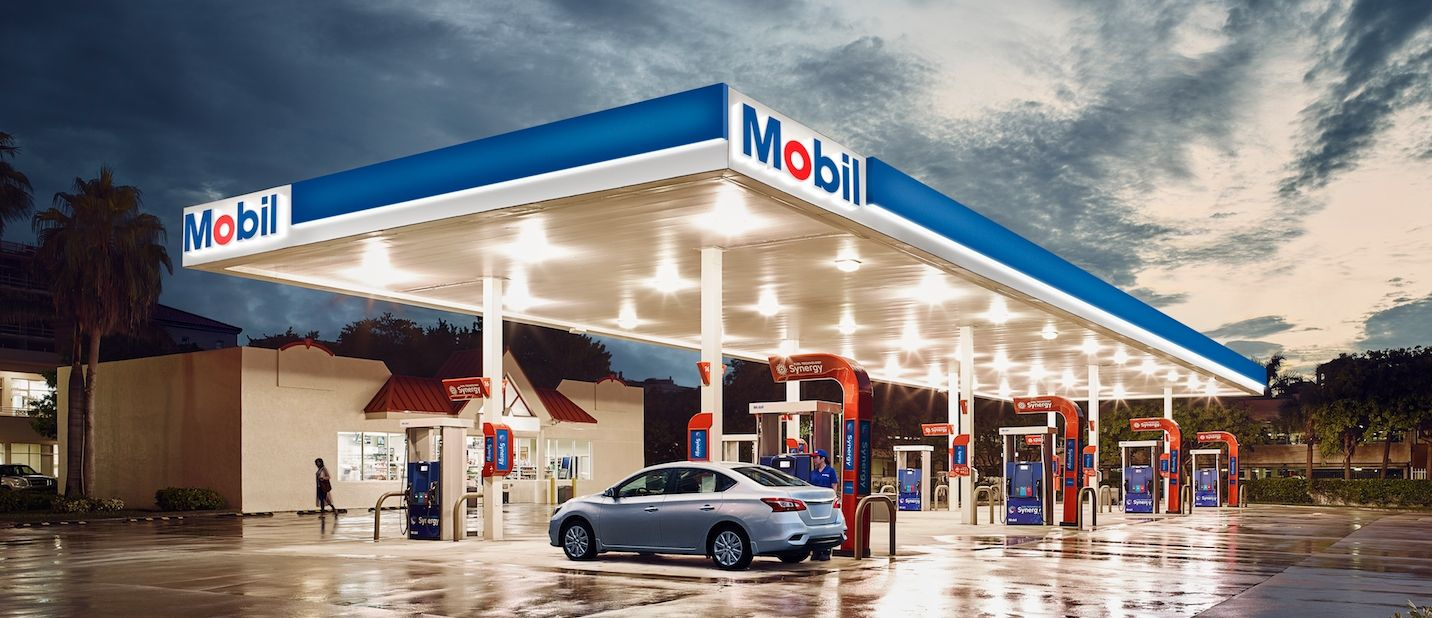 Exxon to open eight Mobil gas stations in Mexico, with plans