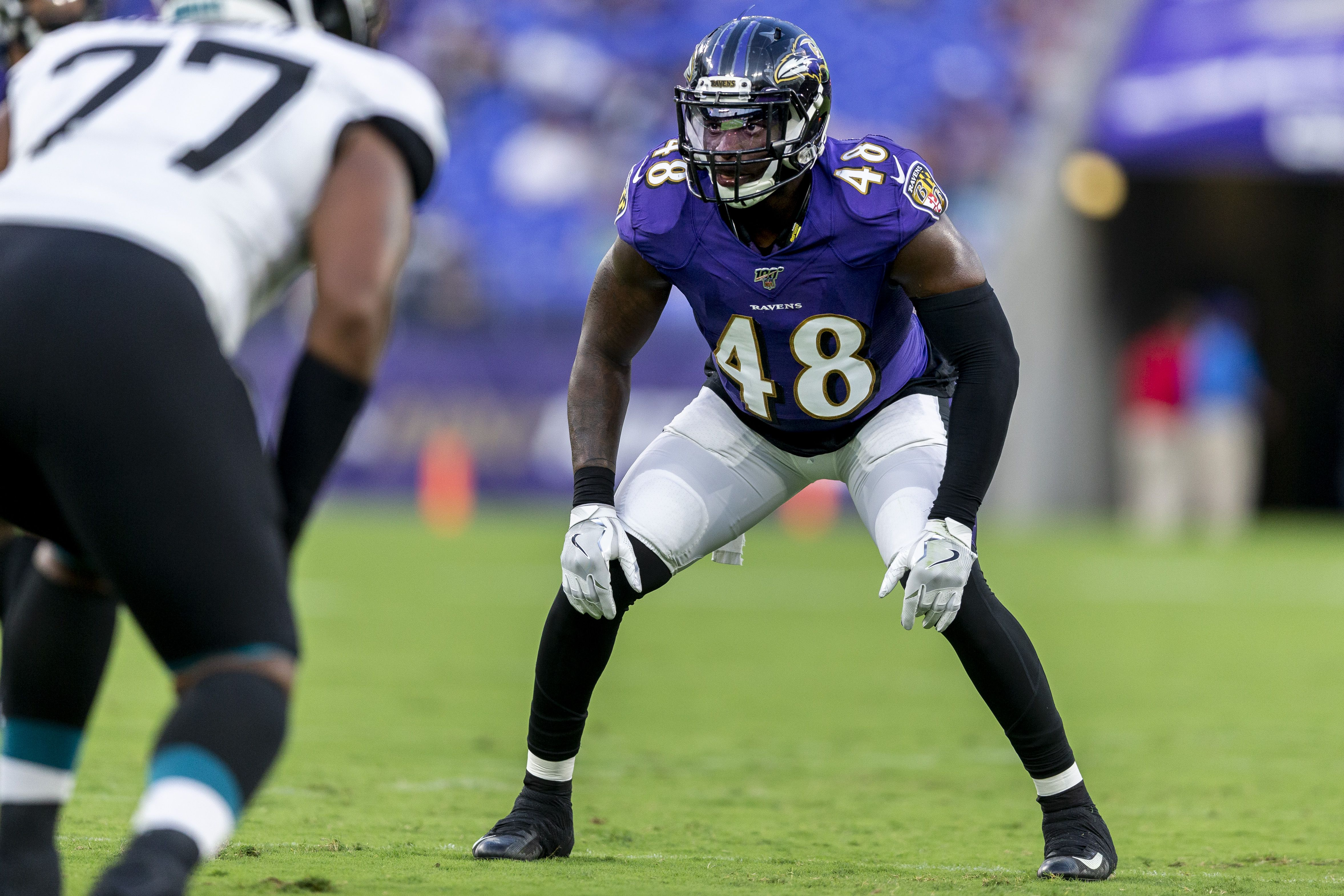 How Patrick Onwuasor became the Baltimore Ravens' unlikely choice ...