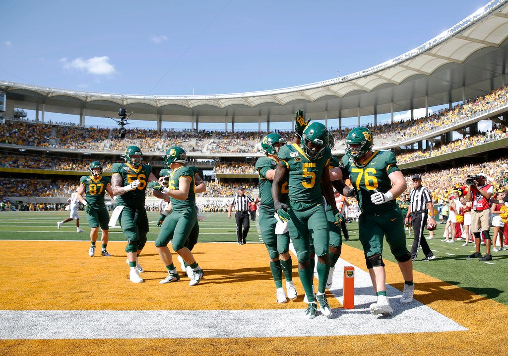Baylor Prediction Oklahoma State S High Powered Offense