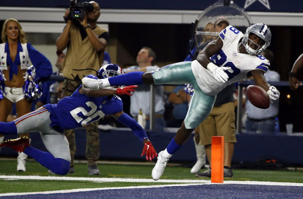 Why Dez Bryant S Lack Of Stats Vs The Giants Isn T A Cause