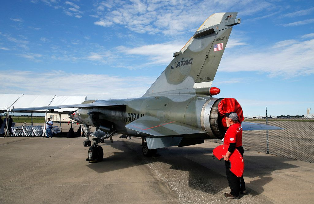 Why this company is bringing dozens of French-built fighter