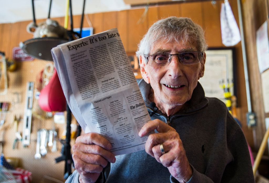90-year-old lottery player wonders if Pick 3 game is rigged