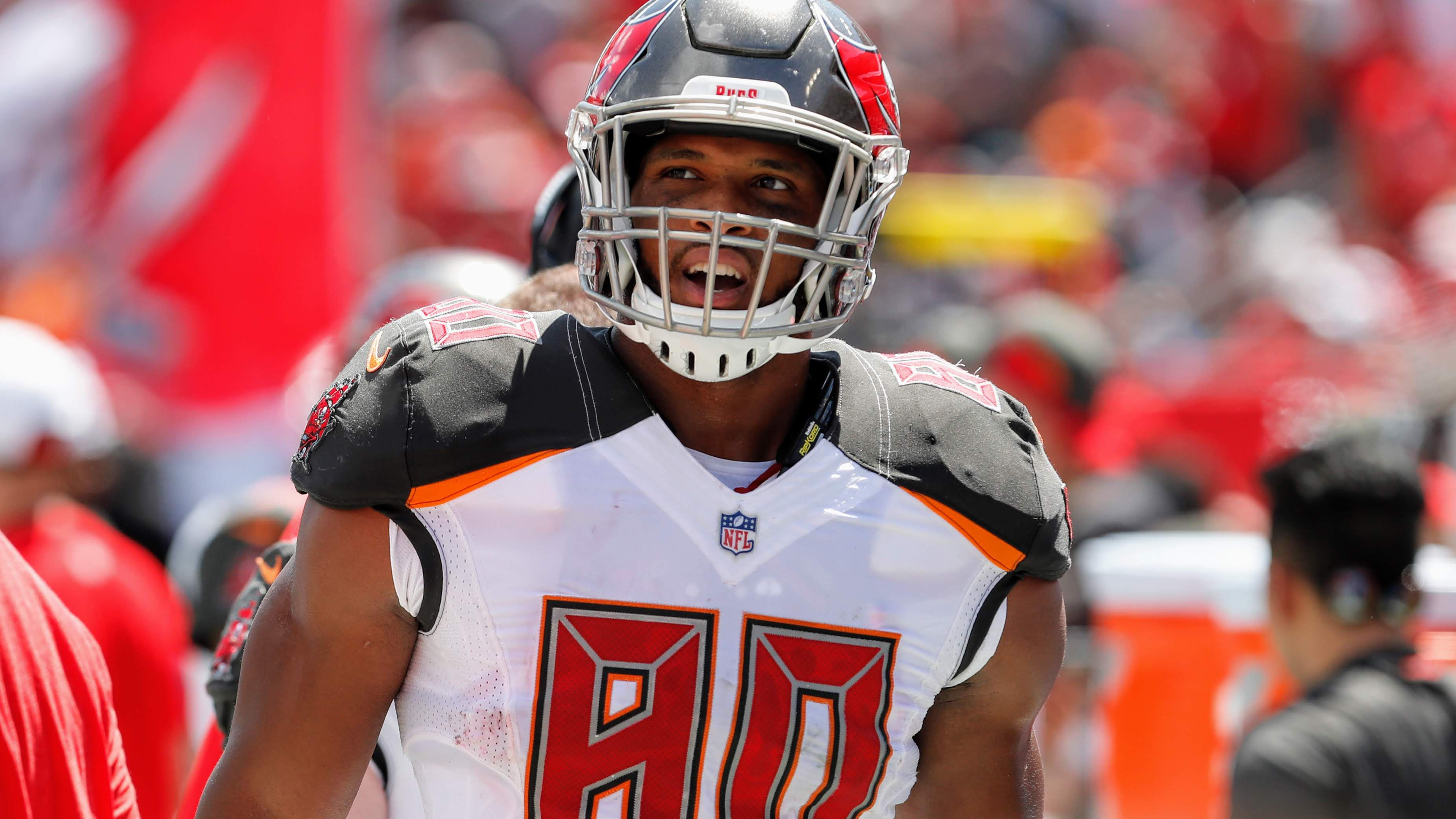 buccaneers tight end o j howard wants the team to change its jerseys tampa bay times