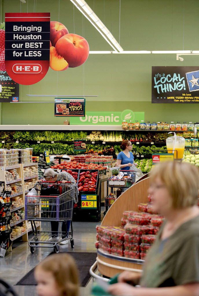 As companies replace employees with tech, H-E-B's president