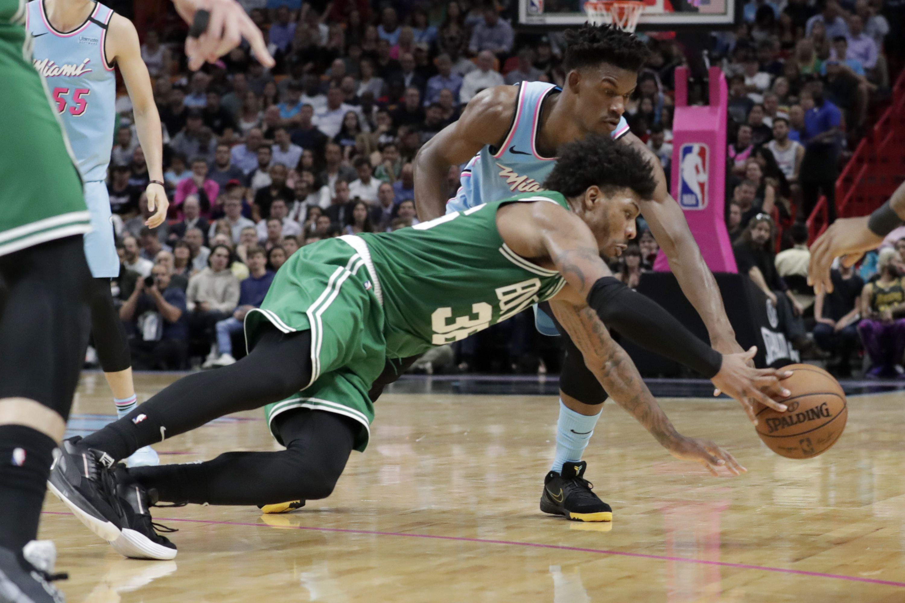 Boston Celtics Vs Miami Heat Free Live Stream 9 15 20 How To Watch Nba Playoffs Time Channel Pennlive Com