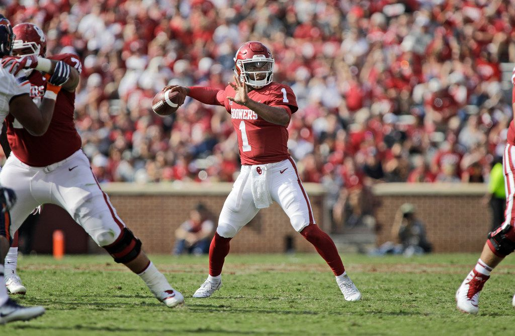 Kyler Murray becomes Oklahoma's second straight Heisman