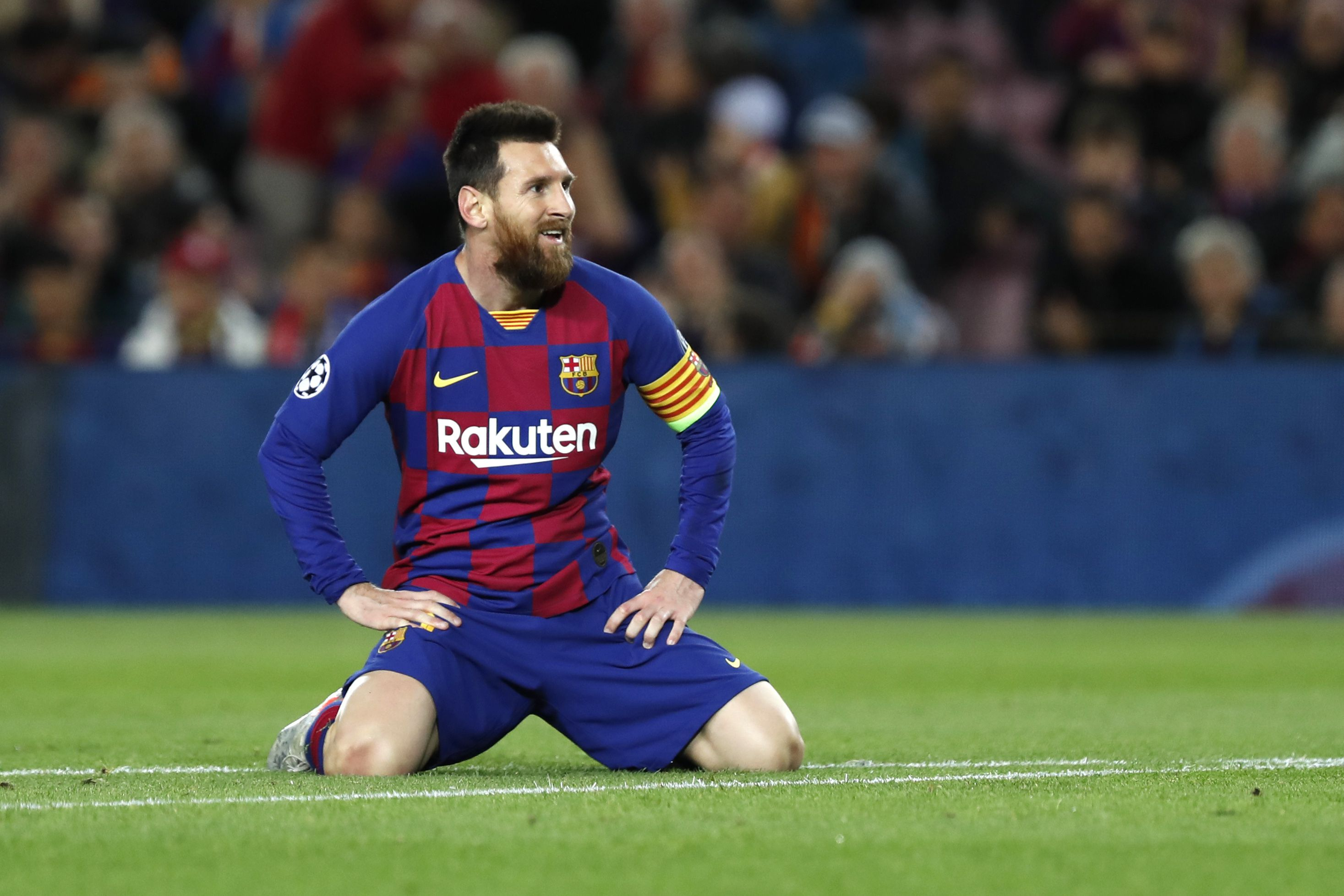 Lionel Messi Tells Barcelona That He Intends To Leave The Club The Boston Globe