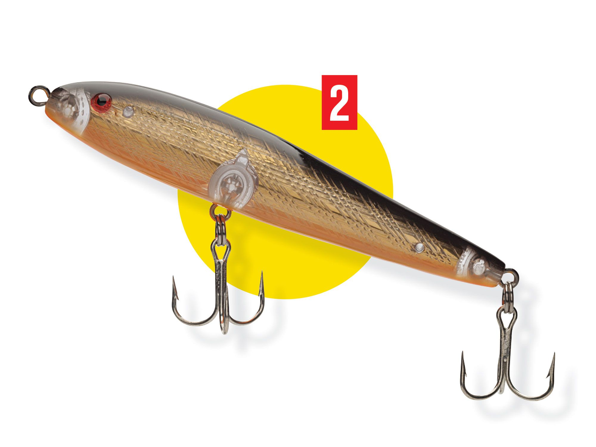 10 Best Redfish Lures, Artificial Baits for Redfish | Salt