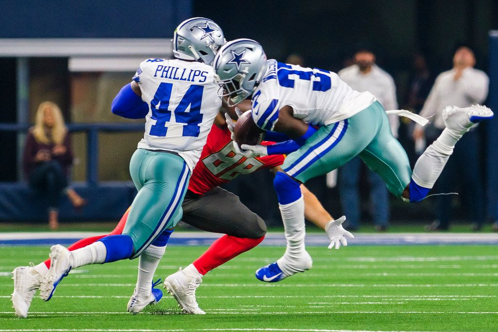 timeless design dd475 08571 5 observations from Cowboys-Buccaneers: Texas A&M's Donovan ...
