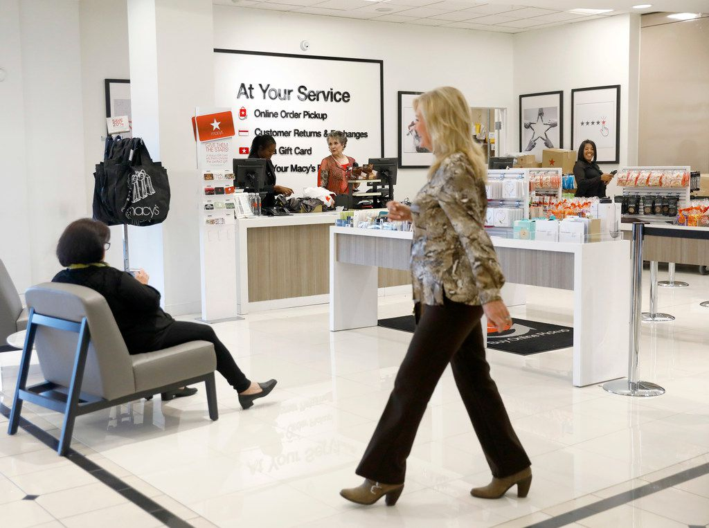 Macy S Stores In Dallas Frisco Among First In U S To Undergo