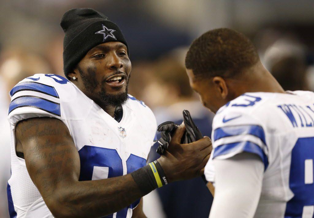 Dez Bryant Live Tweets Cowboys Panthers Thinks Dallas Would