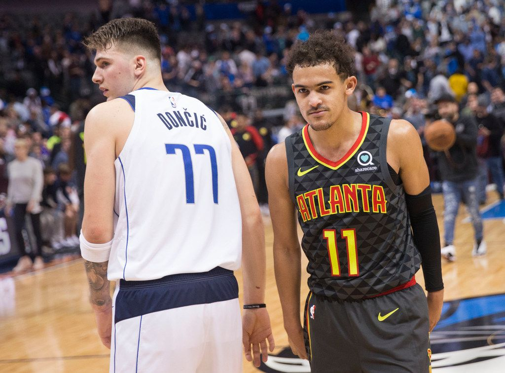 online store 31a6f 71e0f Atlanta GM explains why Hawks traded Luka Doncic for Trae ...