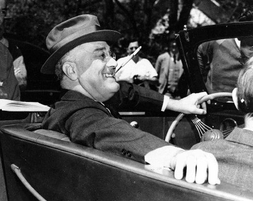 Most historians fail to see how strongly FDR was motivated