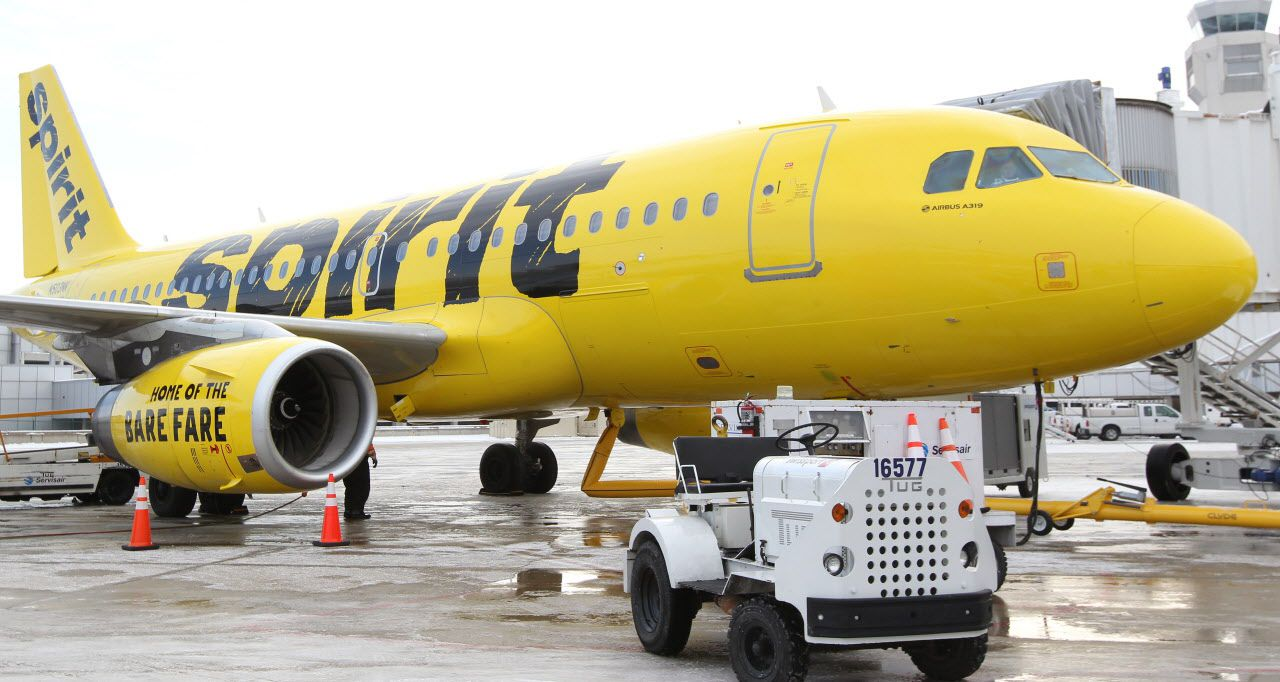 Spirit Airlines Celebrates 5 Years At Cleveland Hopkins With Additional Flights To Florida Las Vegas Cancun Cleveland Com