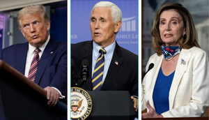 Line Of Succession Who Leads If President Trump Becomes Too Sick Silive Com