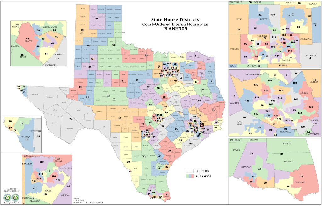 Stupendous Federal Court Orders Texas Congressional Map Redrawn Download Free Architecture Designs Ponolprimenicaraguapropertycom