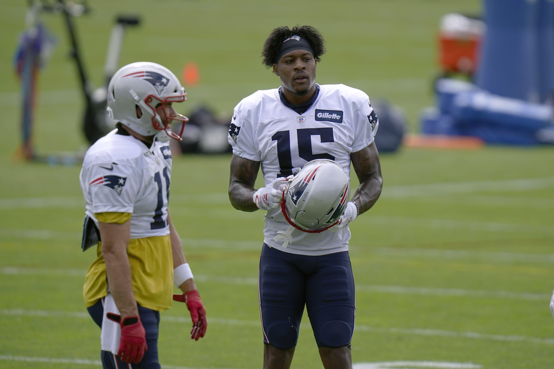 Julian Edelman N Keal Harry Injury Watch Patriots Wrs Both Expected To Play Vs Seahawks Week 2 Report Masslive Com