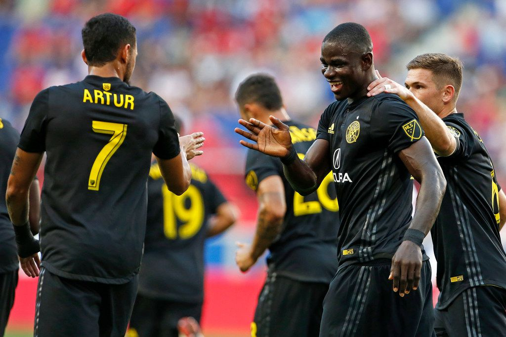 the latest 14150 6074b In the Columbus Crew, FC Dallas sees a fellow playoff club ...