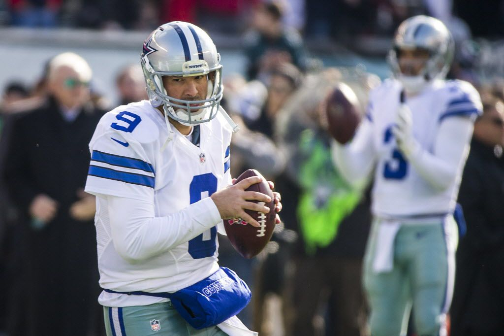 watch 3f6d9 0a276 Was Tony Romo the best Cowboys QB in history? By these ...
