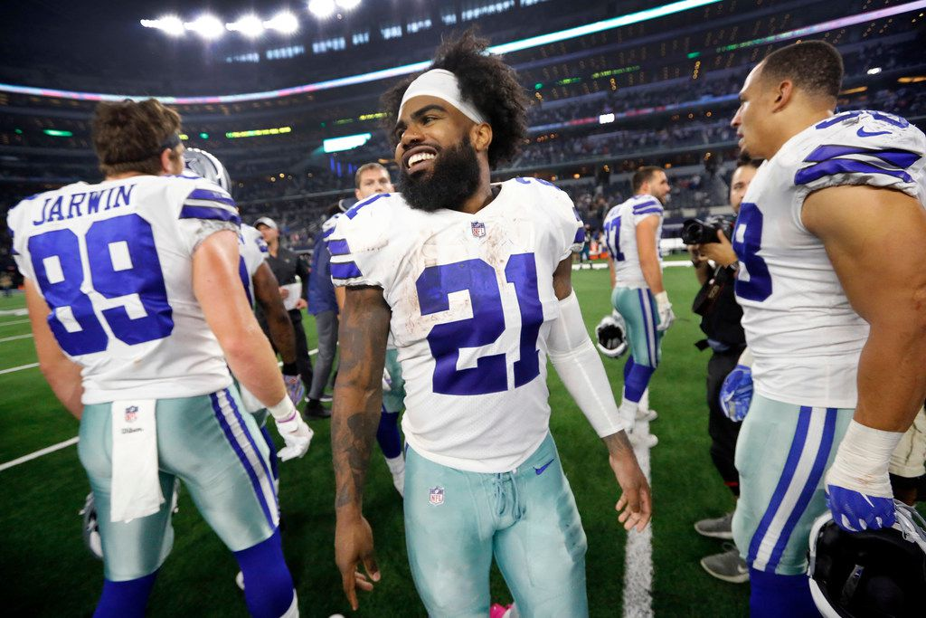 outlet store 0d51b ef2e9 What they're saying about Ezekiel Elliott's holdout: Is the ...