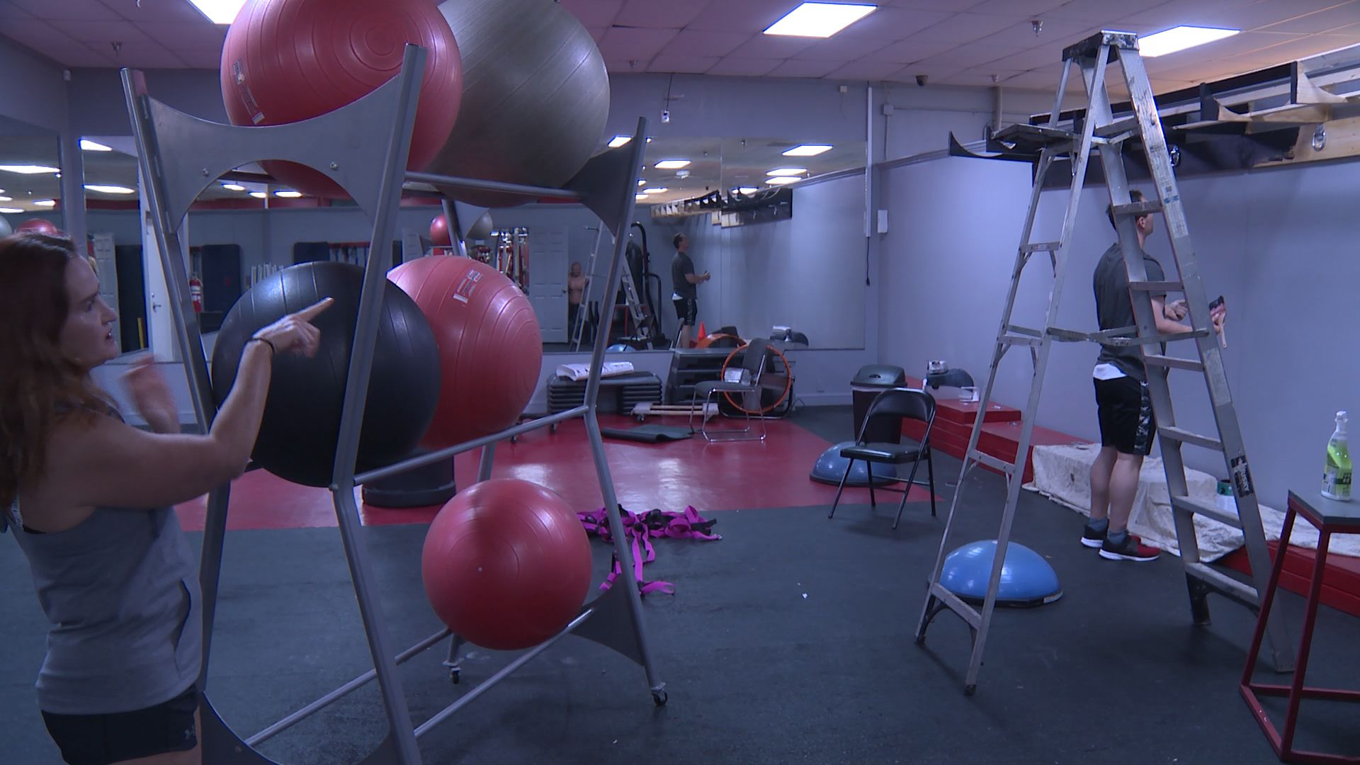 Valdosta Gym Owners Prepare To Re Open Friday
