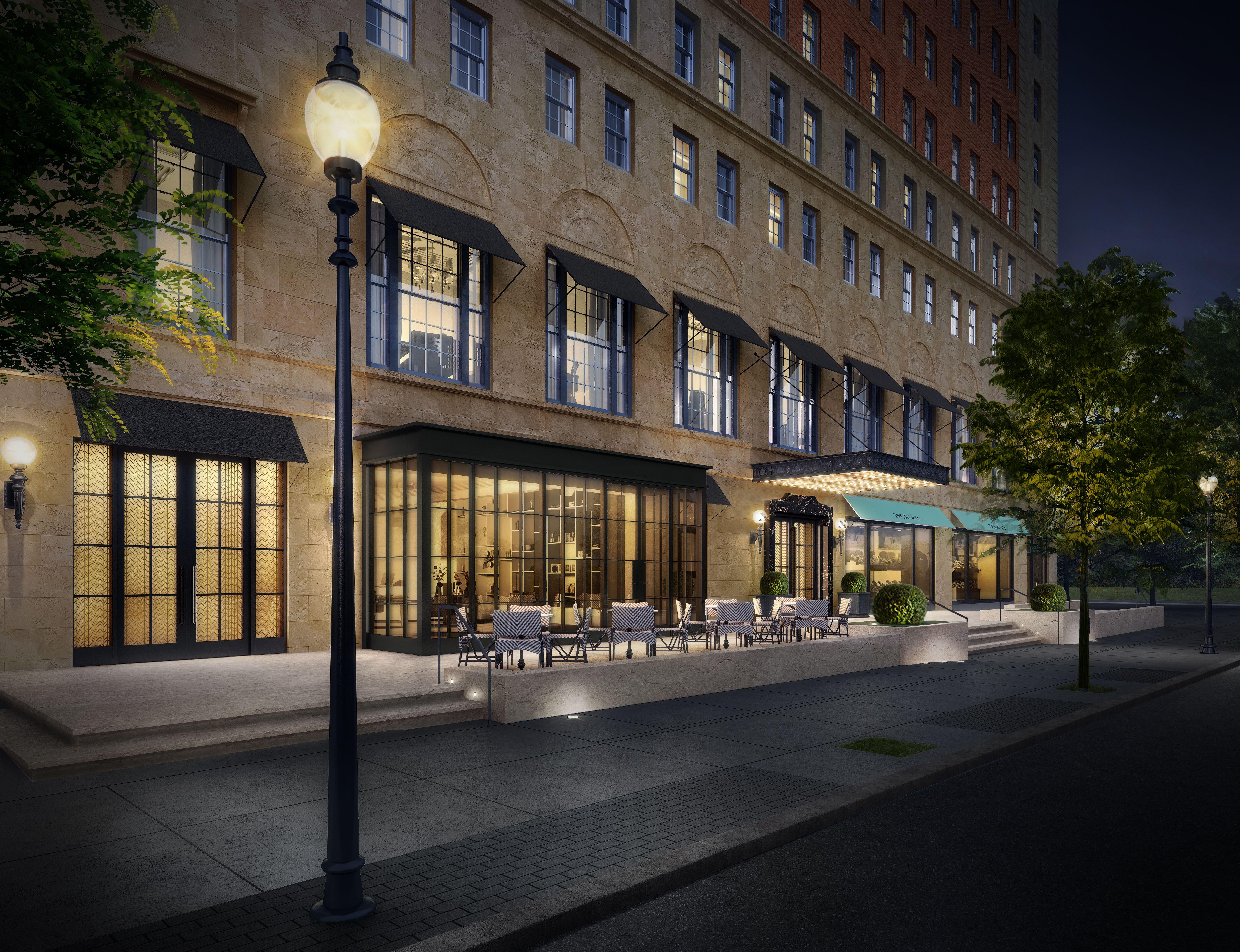 Don T Call Her The Ritz She S The Taj No More Say Hello To The Newbury Boston S Grand Dame Of Hotels The Boston Globe