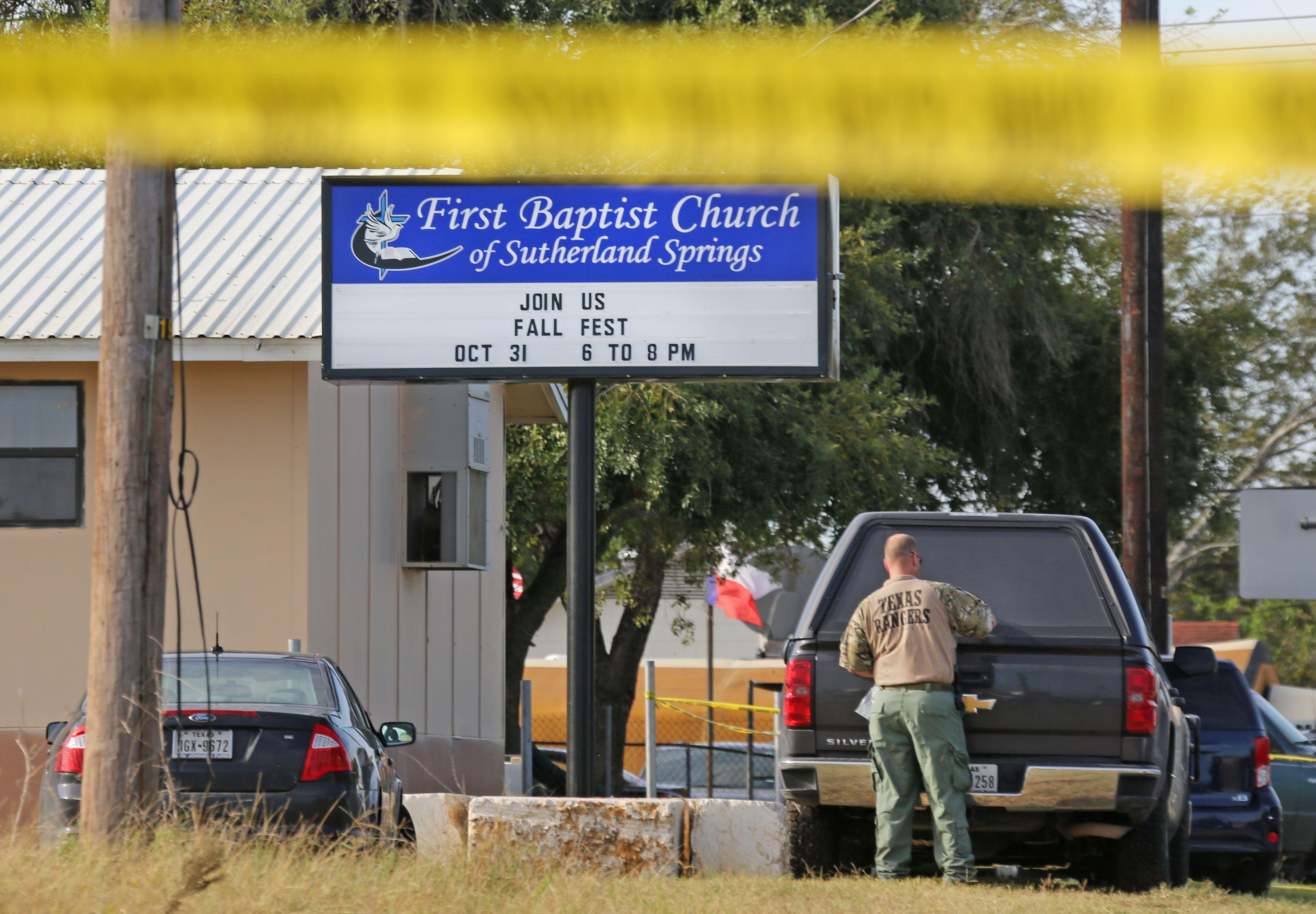 Sutherland Springs church shooter didn't have gun license