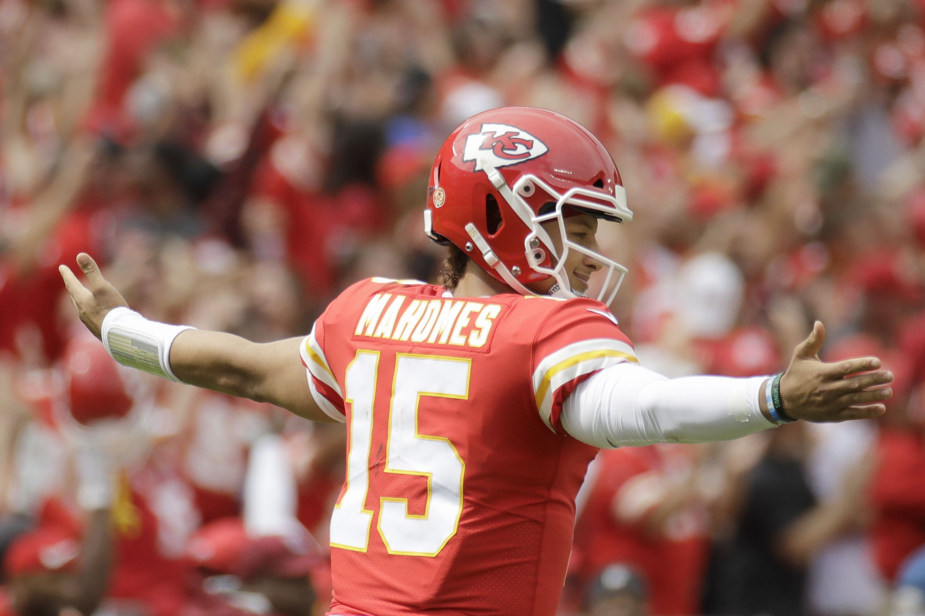 Looking Ahead Lions Draw Reigning Mvp Patrick Mahomes High
