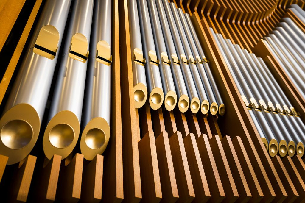 Dallas is rich with churches and million-dollar pipe organs