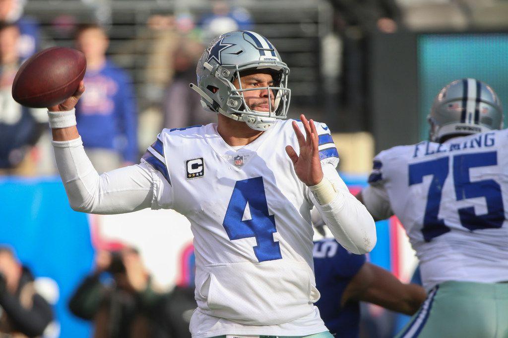 huge selection of dc4e5 08018 Should the Cowboys re-sign Dak Prescott and Ezekiel Elliott ...